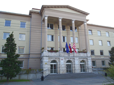 Municipal office